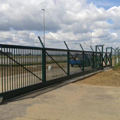 Hurtownia Ogrodzeniowa - bramy i furtki