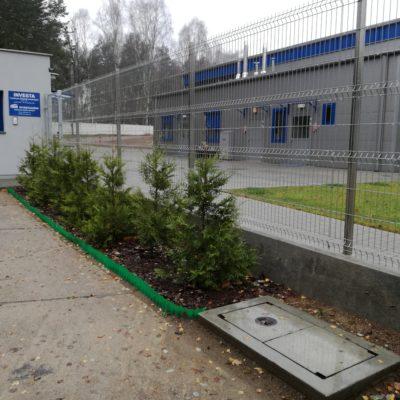 Ogrodzenie panelowe - Hurtownia Ogrodzeniowa
