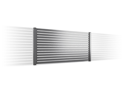 Palisade fences - TOP FENCE