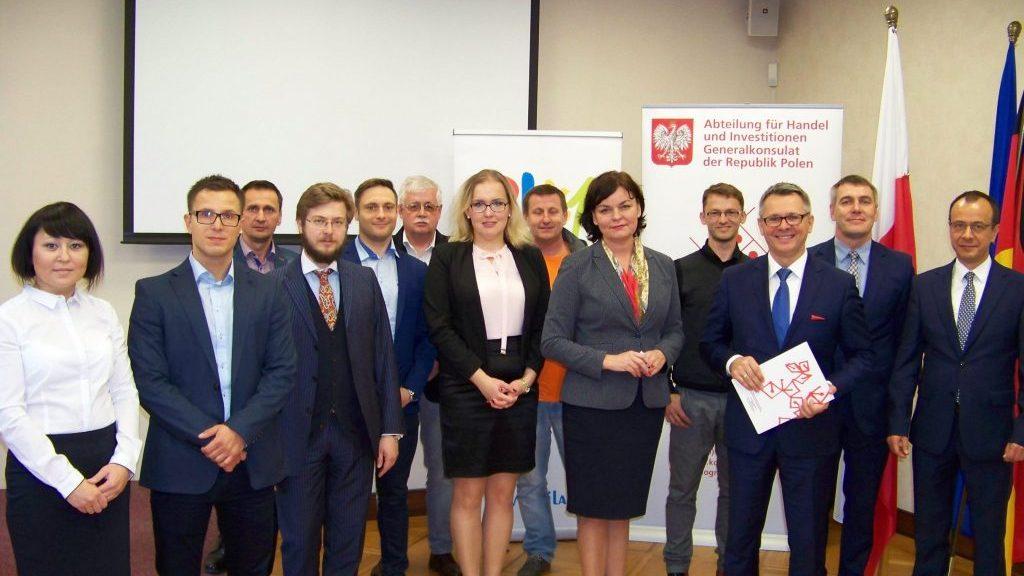 Misja Gospodarcza w Kolonii - TOP FENCE - Hurtownia Ogrodzeniowa