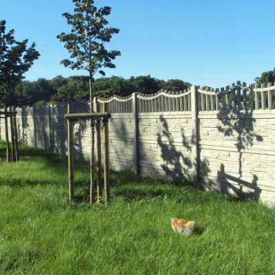 Our Work - TOP FENCE