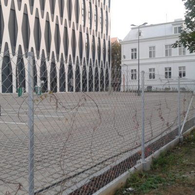 Fencing mesh - TOP FENCE