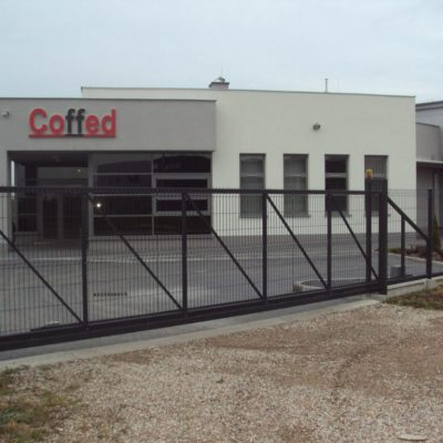 Gates and wicket gates - TOP FENCE