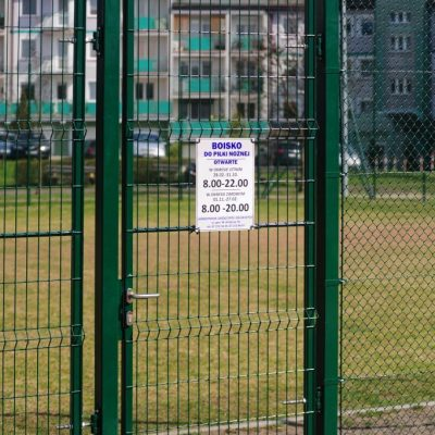Sport objects fencing - TOP FENCE