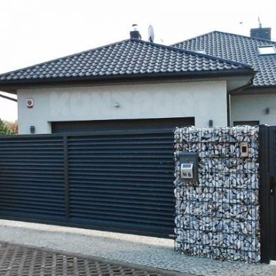Gabions - TOP FENCE