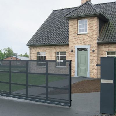 Modern - TOP FENCE